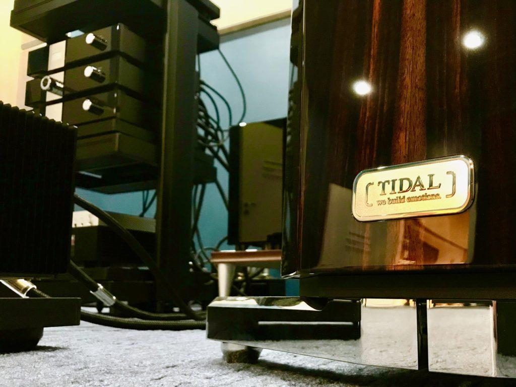 Tidal - Лучшая в мире Hi-End акустика | New Ambience